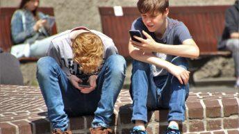 adicción a smartphones