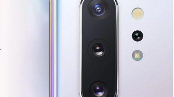 Camaras Galaxy Note10