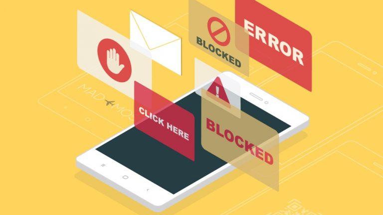 bloqueadores de anuncios
