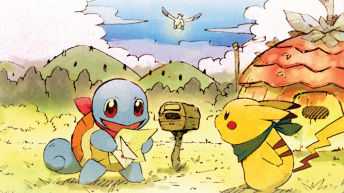 Pokémon Mystery Dungeon DX