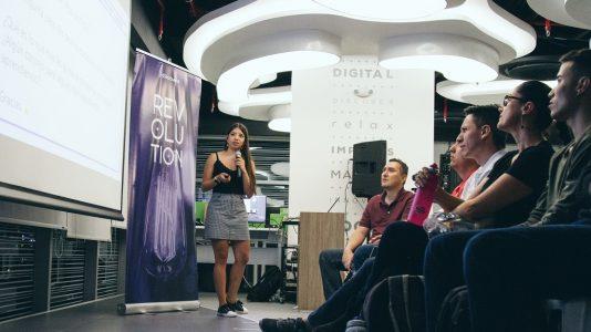 Programadora Ana María Sosa