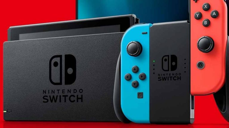 Switch con 2 pantallas