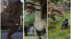 Dinosaurios 3D