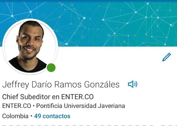 pronunciación de tu nombre en LinkedIn