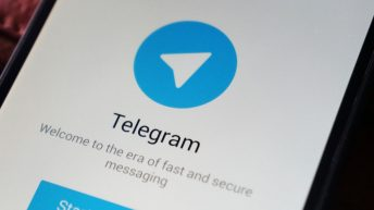 burbujas de chat en Telegram
