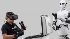 Robots controlados por VR