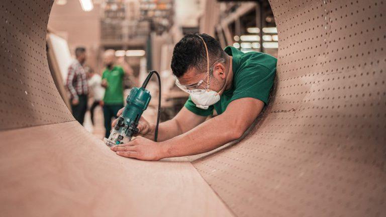 industria manufacturera