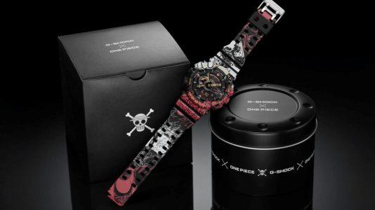 El reloj oficial de One Piece