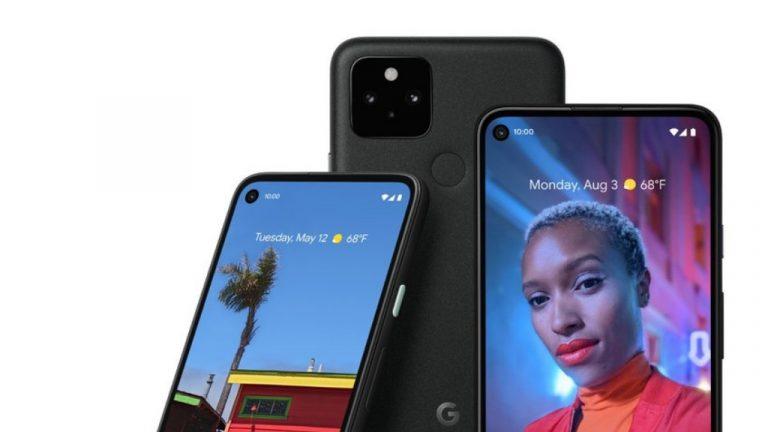 Pixel 4a Pixel 5