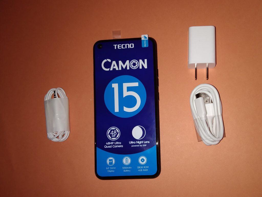Camon 15