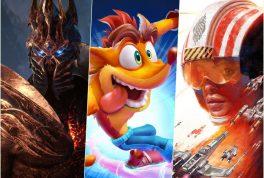 videojuegos de octubre de 2020