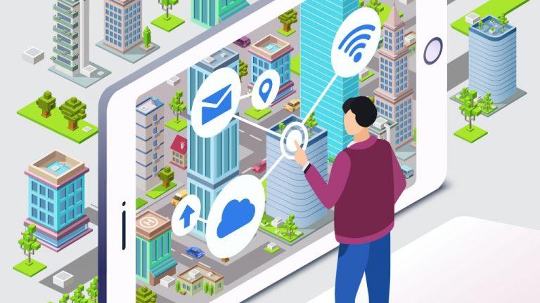 Tecnología en las ciudades