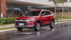 Chevrolet Tracker turbo 2021