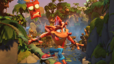 Crash Bandicoot: its about time