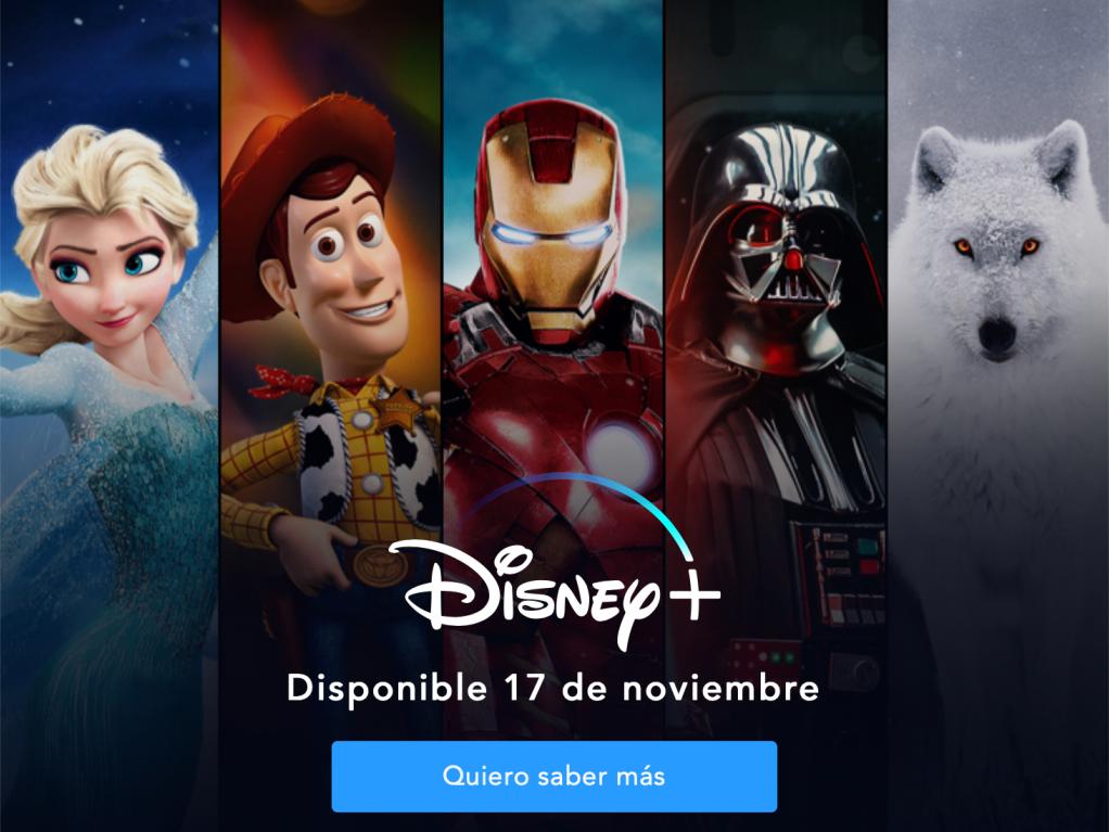 Disney+ no simpsons