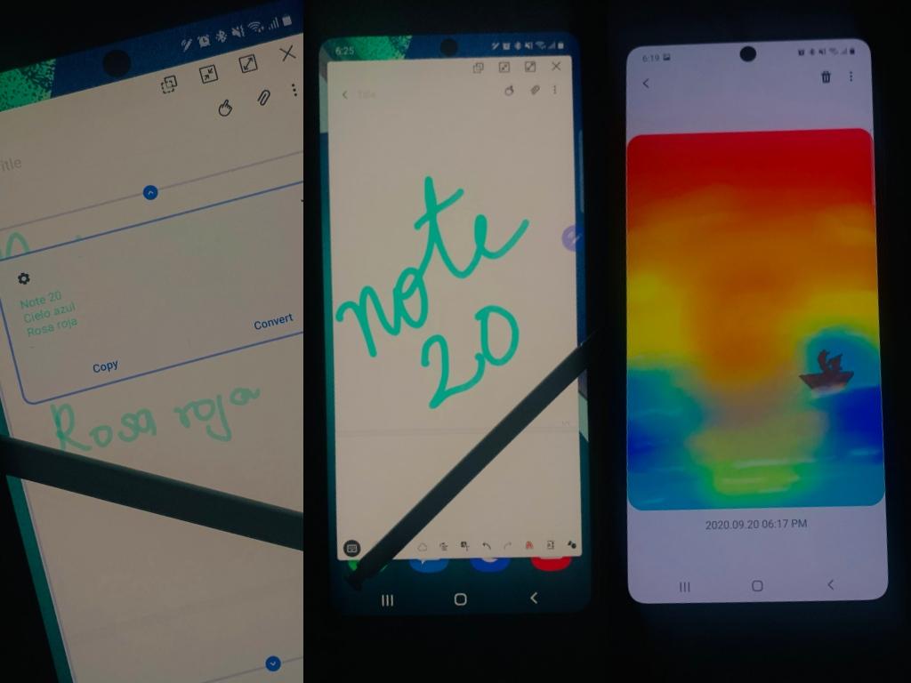 Samsung Galaxy Note 20 S-Pen
