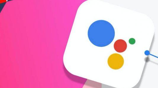 Adobe XD asistente de Google