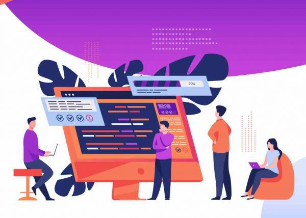 Crear sitios web sin código