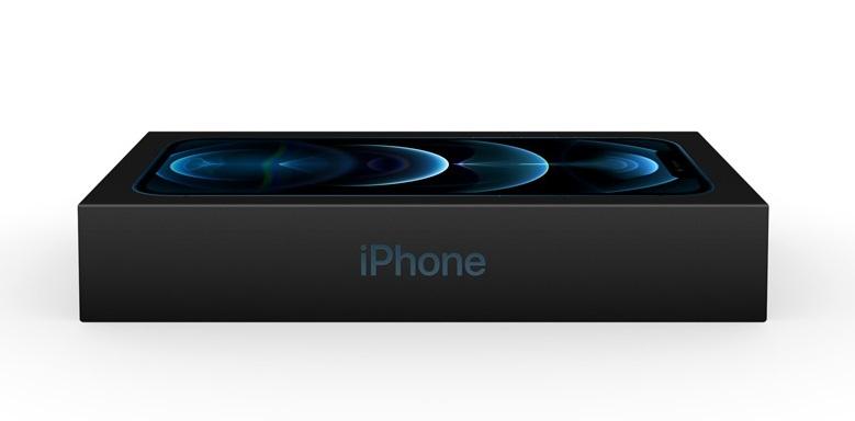 Empaque iPhone 12 Pro