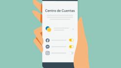 Facebook Centro de cuentas