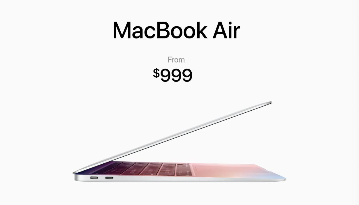 MacBook Air 2020 Apple