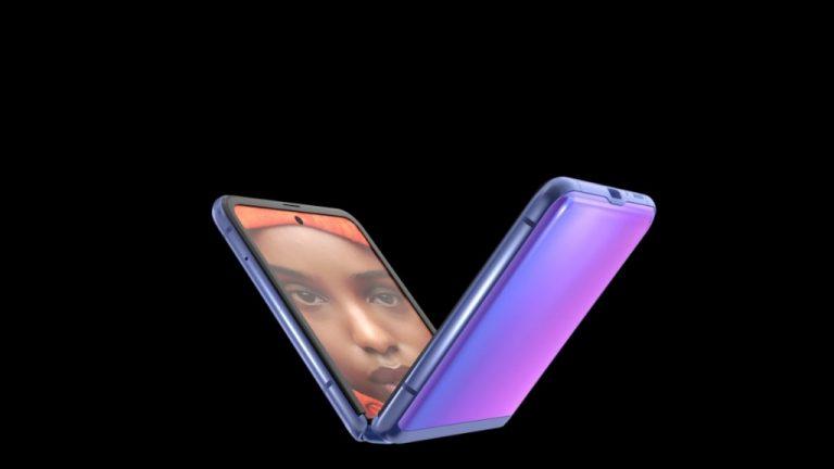 Samsung Celulares plegables