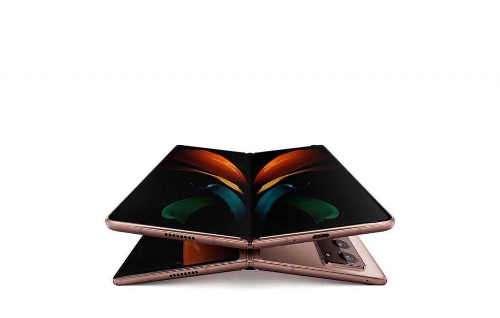 Galaxy Z fold 2 en Colombia