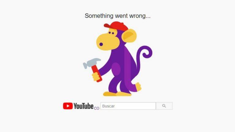 Caída mundial en los servicios de Google como Youtube y Gmail