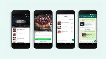 WhatsApp carrito de compras