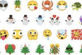 Emojis en Gboard