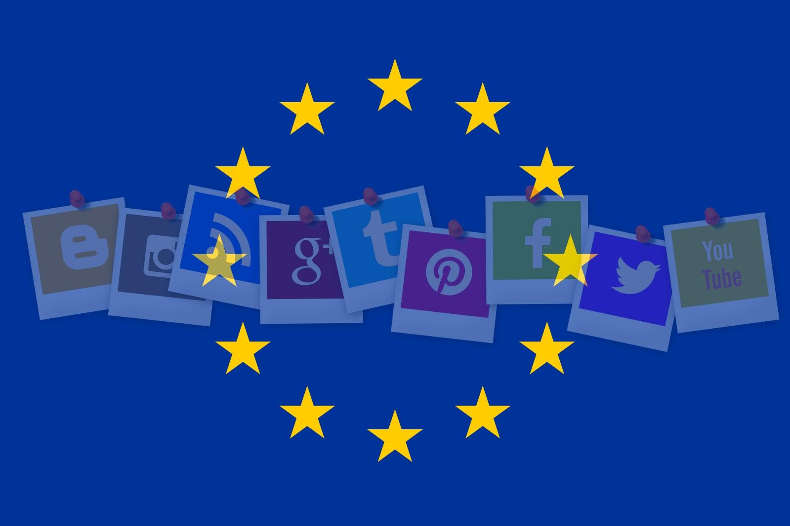 ya está aquí: (DSA y DMA) Union_europea