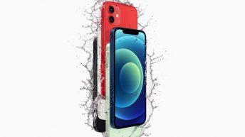 iPhone no resistente Apple