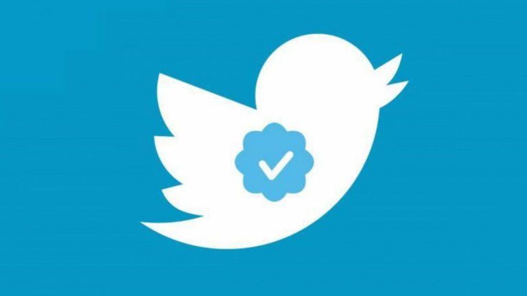 Twitter verificación