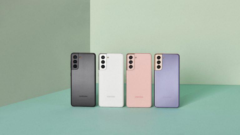 Samsung Galaxy S21 lanzamiento