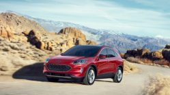 Vehículos Eléctricos - Ford Escape