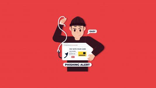 Ingreso solidario Phishing