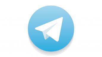 Telegram y Facebook
