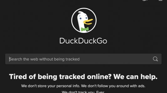 DuckDuckGo alcanza récord en búsquedas