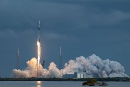 spaceX rompe récord
