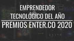 Premios ENTER.CO emprendedor 2020