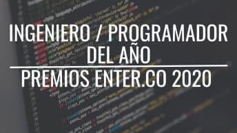 Premios ENTER.CO Ingeniero