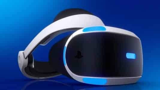 VR para la PS5