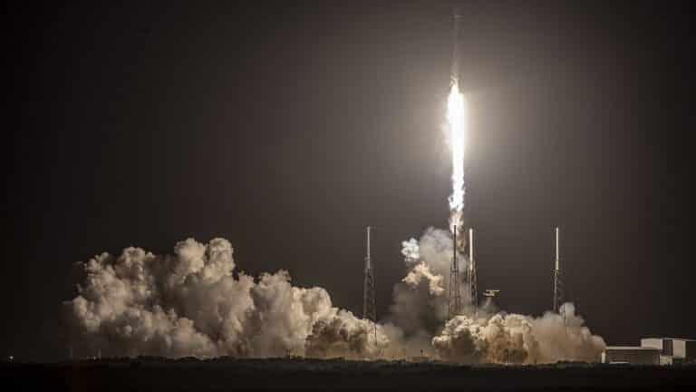 Spacex tripulación