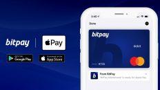 Bitcoin ApplePay