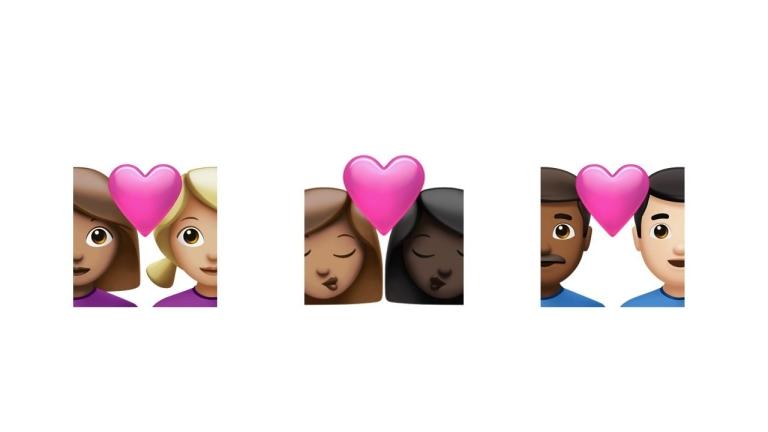 Emojis iOS 14.5