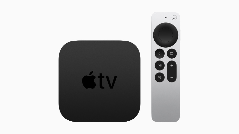 apple tv 2021
