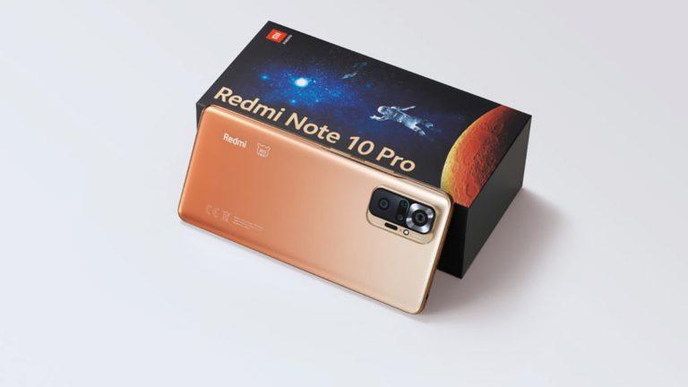 Xiaomi Note 10 Pro