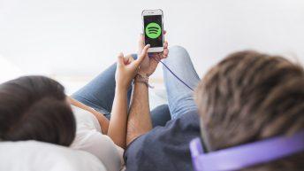 Spotify conciertos digitales