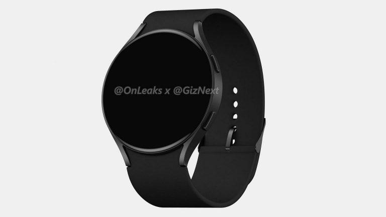 Galaxy Watch Active 4