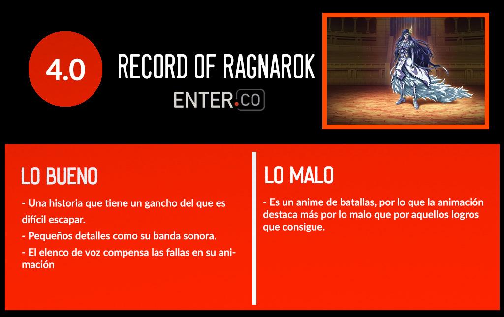 Record of Ragnarok